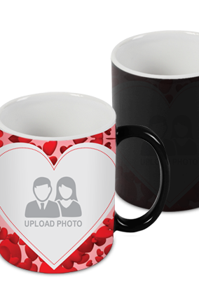 Love Zone Black Magic Mug