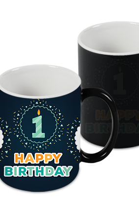 Numeric Black Magic Mug