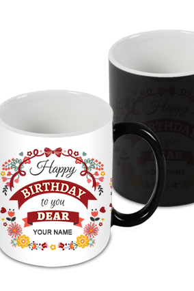 Dear Black Magic Mug