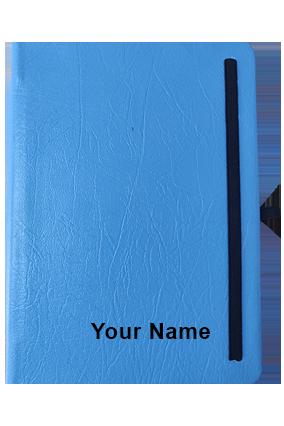 Effit Blue Notebook-Ruled