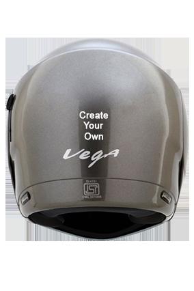 Create Your Own Vega Boolean Anthracite Helmet