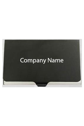 Black Card Holder- C H- 02-19