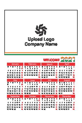 Designer Photo Calendar