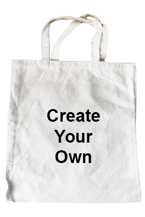 Create Your Own Canvas Tote Bag 17.1X15.1 Tote Bag