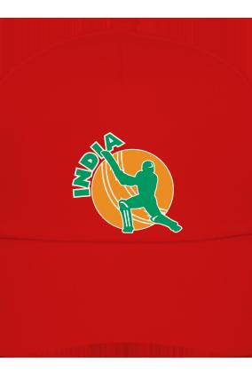 Corporate India Red Cap