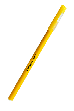 Century Ball Pen - Yellow