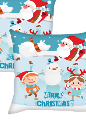Christmas Jingles Cushion Cover