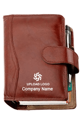 Business Organiser Leather Goat Code-GE 190
