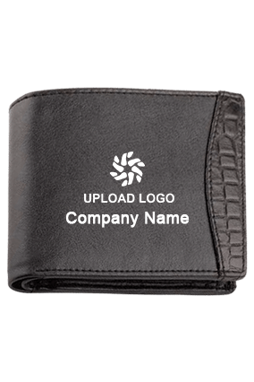 Gents Wallet Leatherite Bl Croco Code-GE 243