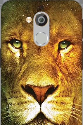 3D - Coolpad Note 5 Lion Face Mobile Cover
