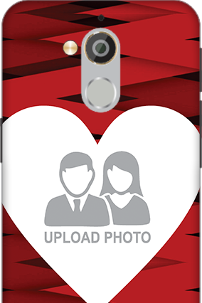 3D - Coolpad Note 5 Big Heart Valentine's Day Mobile Cover