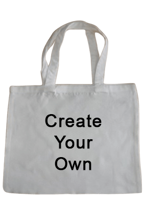 Create Your Own Cotton Tote Bag 13.7X13.2 Tote Bag