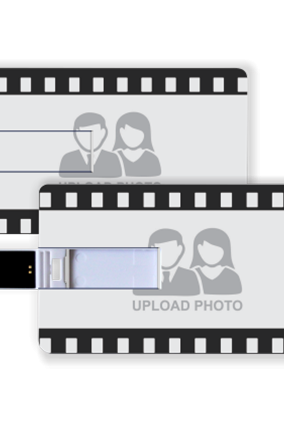 Camera Credit Card Pen Drive