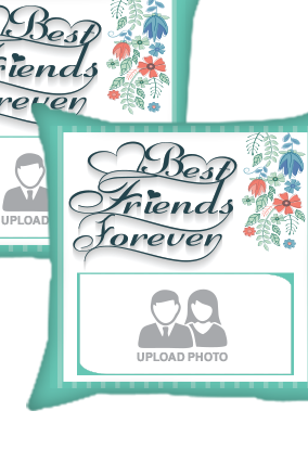 Friends Forever Cushion Covers