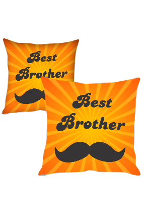 Best Brother Polyester Cushion Cover