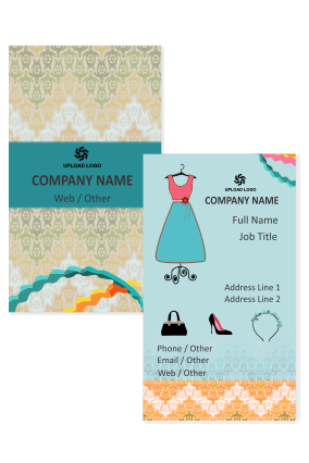 Customized Visiting Card