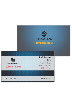 It And Software Business Cards Online In India With Custom Printing Printland