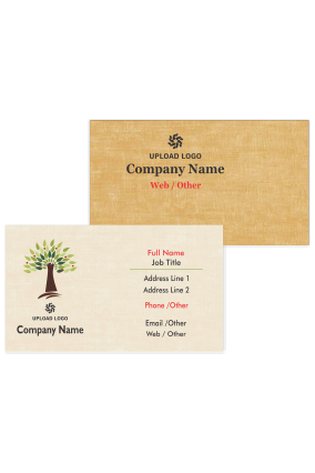 Personalised Business card