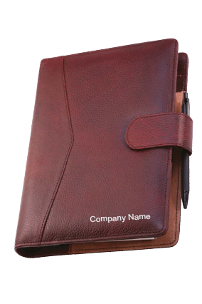 Custom Executive Organizer Leatherette NDM GE-1083