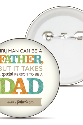 Best Father's Day Badge
