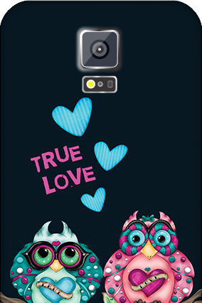 Samsung Galaxy S5 Love Is Around Valentine's Day Mobile Cover