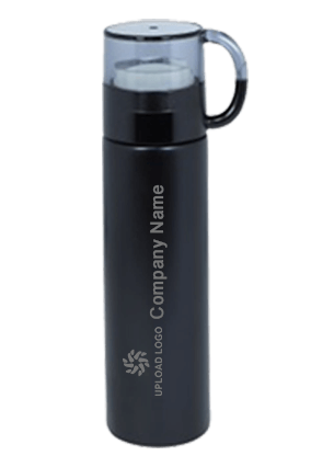 Black Cup Flask 500ml