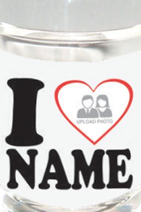 Name Shot Glass