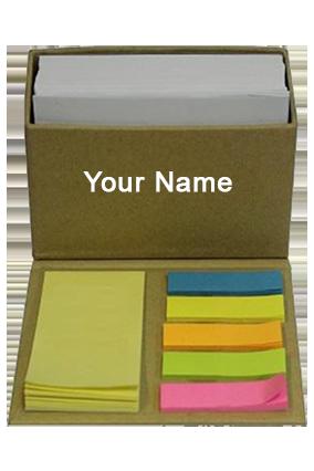 Desk Slip Organiser Brown-GM-312