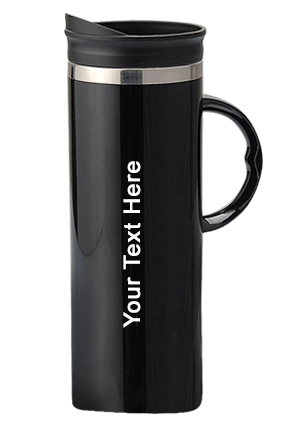 Lustre Stainless Steel Double Wall Mug (425 Ml Approx)-H137
