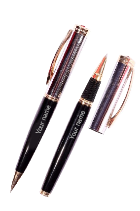 Hazel Metal Combo Ball Pen