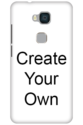 Huawei Honor 5X - Create Your Own Mobile Cover