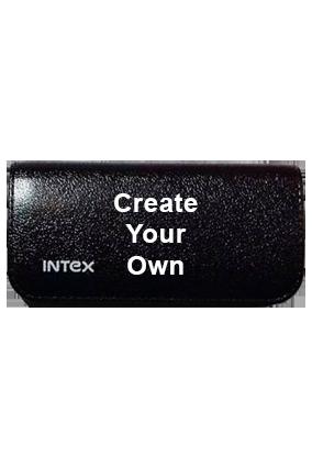 Create Your Own Intex-Power Bank 5000mAh PB-5000,CH Gold,Black
