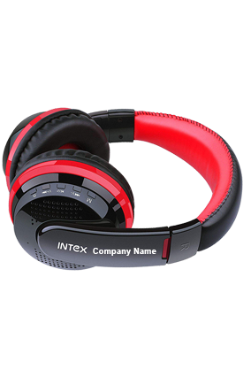 Intex Desire BT Over-Ear Bluetooth Headphones