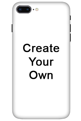 3D - Create Your Own Apple iPhone 8 Plus Mobile Cover