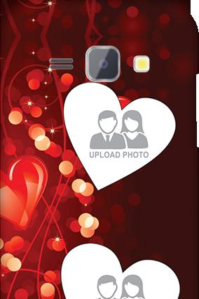 Silicon - Samsung Galaxy J1 True Love Valentine's Day Mobile Cover