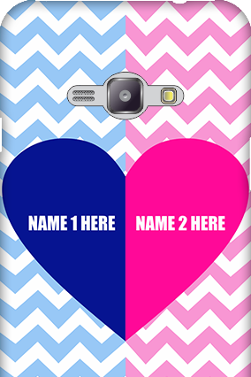 Silicon - Samsung Galaxy J1 Ace My Love Valentine's Day Mobile Cover