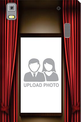 Curtain Lenovo K3 Note Mobile Cover