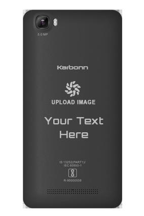 Karbonn Aura Power 4G (1+8) (Black)