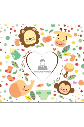 Promotional Multi Characters Table Mat