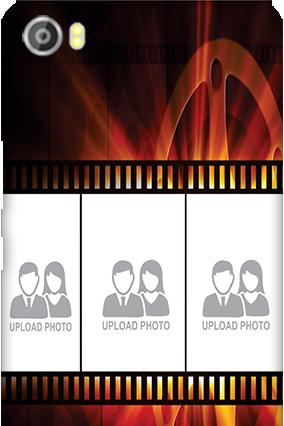 Silicon - Camera Lava Iris X8 Mobile Cover