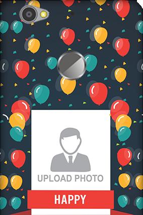 LeEco Le 1s Balloons Birthday Mobile Cover