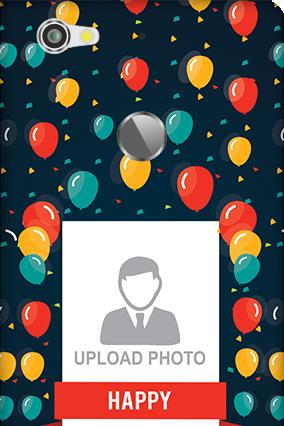 Silicon - Letv Le 1S Balloons Birthday Mobile Cover