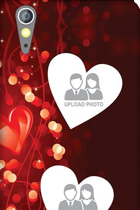 Lenovo A6000 True Love Valentine's Day Mobile Cover
