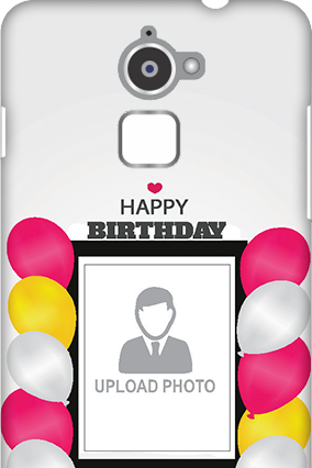 Coolpad Note 3 Lite Birthday Greetings Mobile Cover