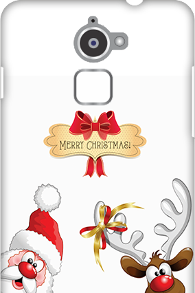 Amazing Coolpad Note 3 Lite Santa Mobile Cover