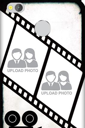 Printed Click Roll Xiaomi Redmi 3S Prime Mobile Cover