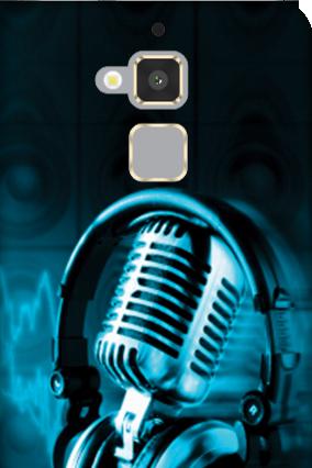 Asus Zenfone 3 Max Headphones Mobile Cover