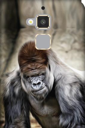 Asus Zenfone 3 Max Animal Print Mobile Cover