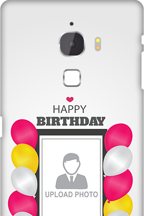 Letv Le Max Birthday Greetings Mobile Cover