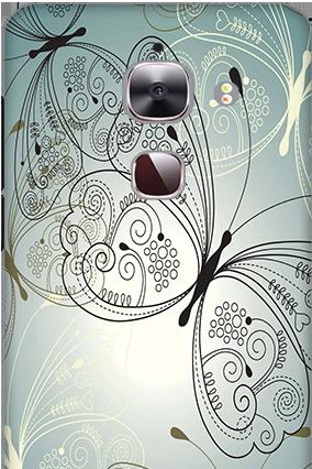 3D - Le Max 2 Floric Mobile Cover